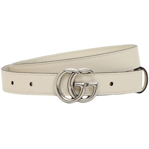 "Gucci 2cm Breiter Ledergürtel ""gg Marmont"""