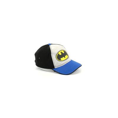 Batman Baseball Cap: Black Solid...