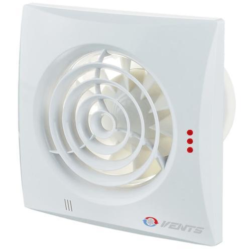 Energiespar Badlüfter 100 Quiet Serie bis 97 m³/h IP45