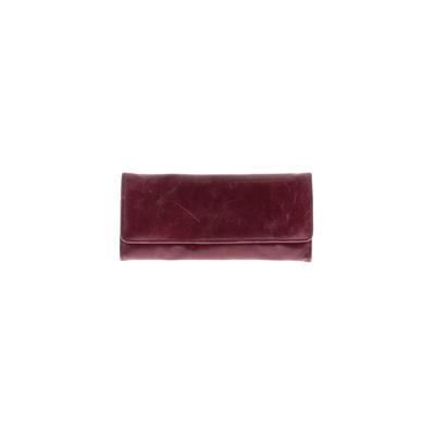 Hobo The Original - Hobo Bag The Original Leather Tote Bag: Burgundy Solid Bags