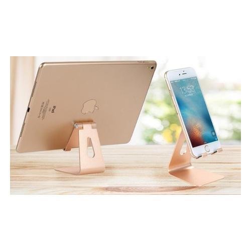 Ständer für Handy und Tablet: Silber/2