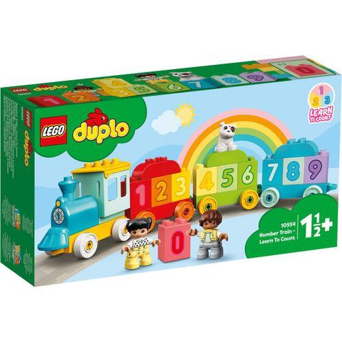 JAKO-O LEGO® DUPLO® 10954 Zahlenzug - Zählen lernen