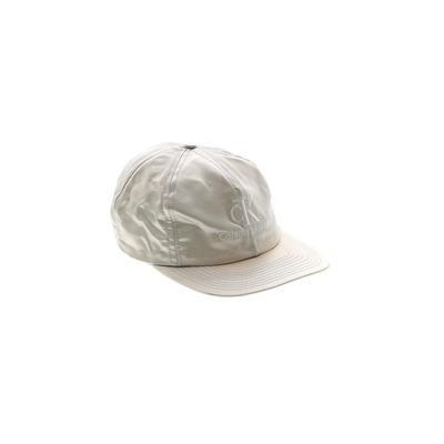Calvin Klein Baseball Cap: Gold ...