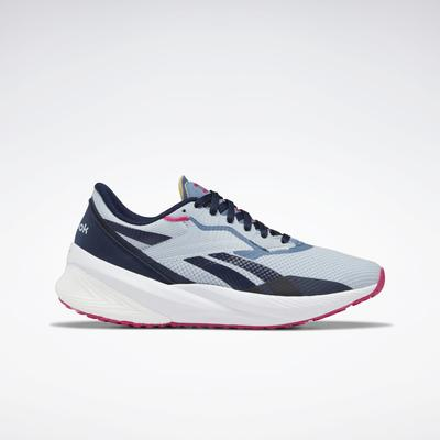 Reebok Women's Floatride Energy Daily Running Shoes in Gable Grey/Blue Slate/Pursuit Pink Size 6.5 - Running Shoes