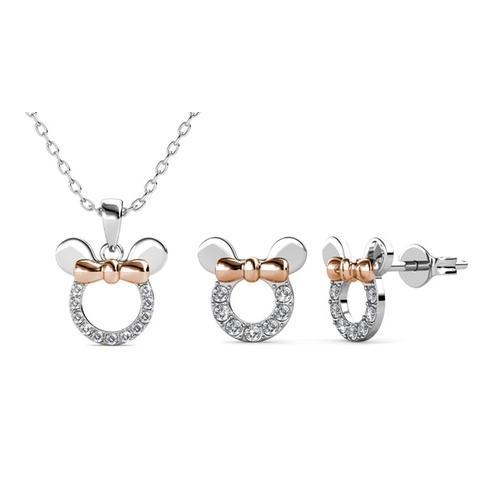 Ohrstecker und/oder Halskette: Ohrstecker + Halskette