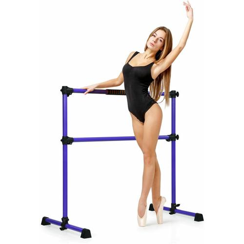 Ballettstange freistehend, Ballet Bar hoehenverstellbar, Ballett Barre aus Eisen, Stretch Barre bis
