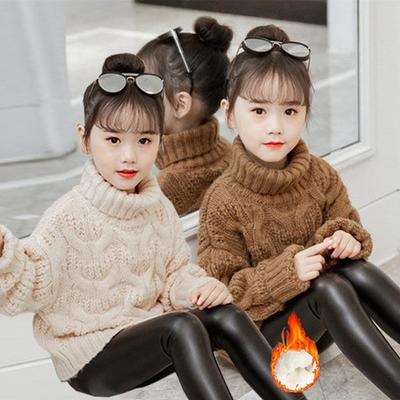 Pull tricoté...