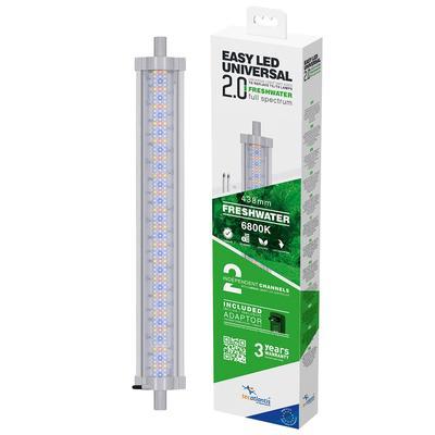 Aquatlantis LED Aquariumleuchte EasyLED Universal 2.0 SW weiß Aquarium-Beleuchtung Aquaristik Tierbedarf