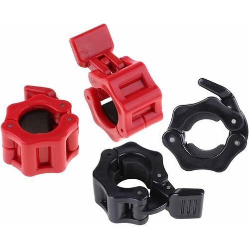 Hantelstangen Verschluss, Barbell Collar, Hantel Verschluss 25mm, HantelverschlüSse, rutschfest