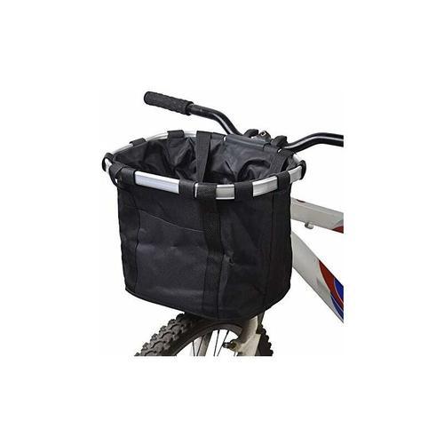 Bares - Zusammenklappbarer Fahrradkorb, Zubehör Oxford-Stoff aus Aluminiumlegierung Detchable