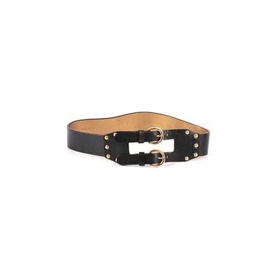 Via Spiga - Via Spiga Belt: Black Accessories - Size Small
