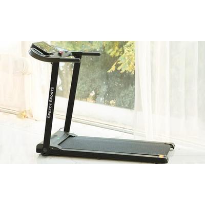 Indoor Treadmill: White