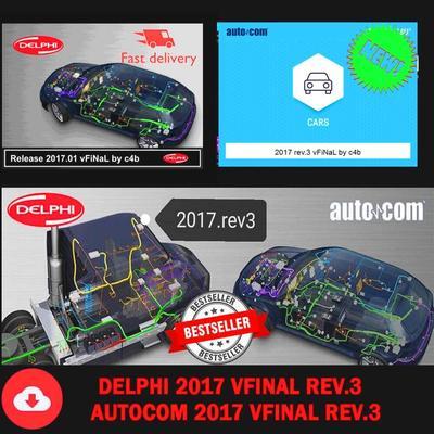 Logiciel (Delphi 2017 + Autocom ...