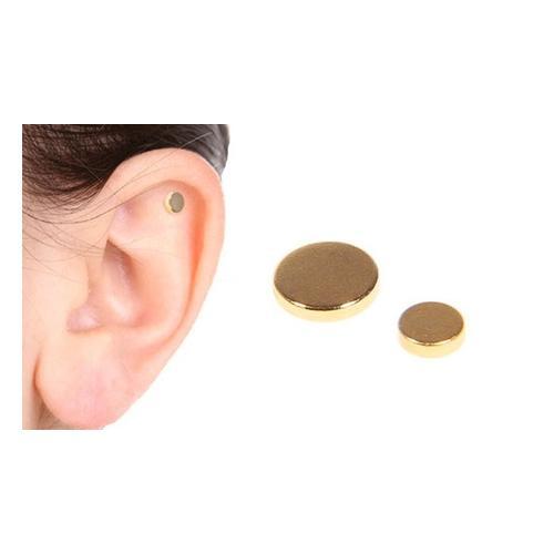 Magnetische Anti-Rauch-Ohrringe: 1 Paar