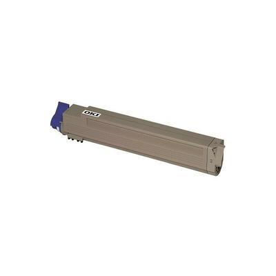 Oki C9655 Cyan Toner Cartridge -...