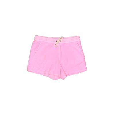 Gap Shorts: Pink Solid Bottoms -...