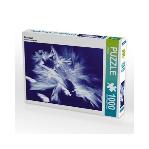 Eiskristall Foto-Puzzle Bild von Art-Motiva Puzzle