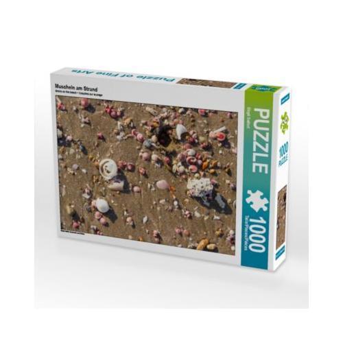 Muscheln am Strand Foto-Puzzle Bild von wkbilder Puzzle