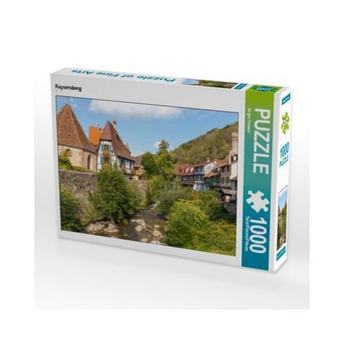 Kaysersberg Foto-Puzzle Bild von JF-Fotografie Puzzle