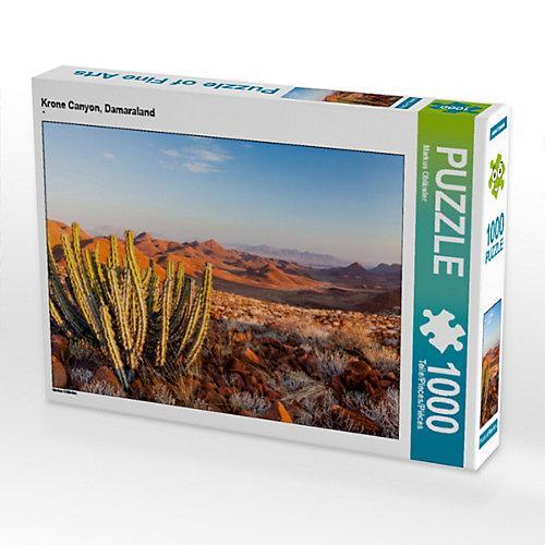 Krone Canyon, Damaraland Foto-Puzzle Bild von Markus Obländer Puzzle