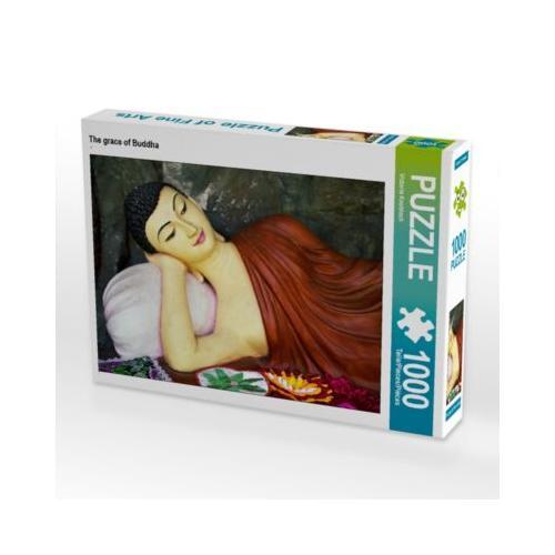 The grace of Buddha Foto-Puzzle Bild von victoria Knobloch Puzzle