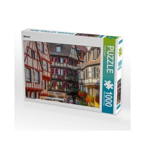 Obernai Foto-Puzzle Bild von JF-Fotografie Puzzle