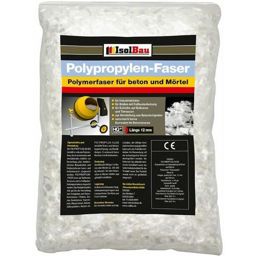 Isolbau - Polypropylenfasern Estrichfasern 25 kg PP Faser Beton-Fasern Markenware
