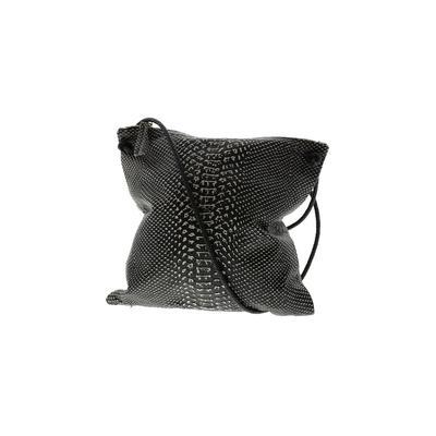 Clare V. Shoulder Bag: Black Solid Bags
