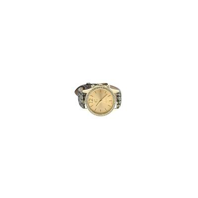 Charming Charlie Watch: Gold Accessories