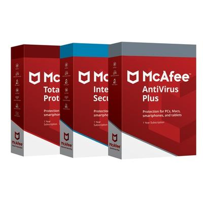Software: McAfee Internet Securi...