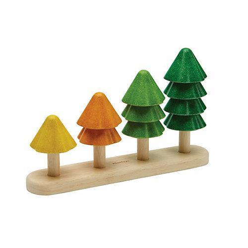 Learning Sortieren und Zählen Bäume Lernspiele