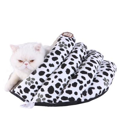 Slipper Cat Bed, Cozy Cave Pet Bed , Aniti Slip Warm Bed For Cats And Small Dogs by Armarkat in Green