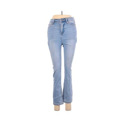 S.O.N.G. Jeans - Low Rise: Blue ...