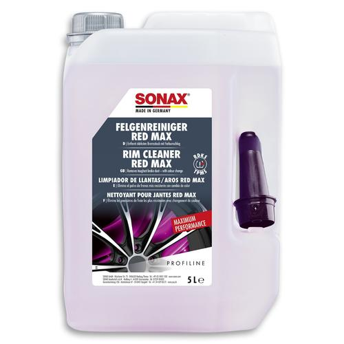 FelgenReiniger Red Max (5 L) | Sonax