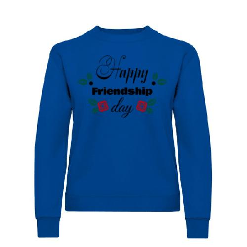 Happy Friendship Day - Frauen Pullover