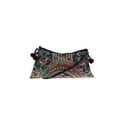 Assorted Brands Crossbody Bag: Tan Floral Bags