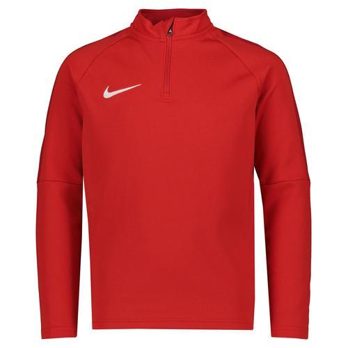 """Nike Kinder Fußballshirt """"Dry Academy 18"""" Langarm, rot, Gr. 128-137"""