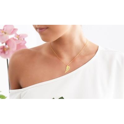 Ah Jewellery Angel Jewellery: Bracelet / Gold