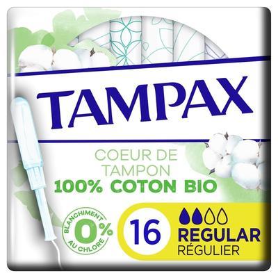 tampax Tampons Tampax Cotton Pro...