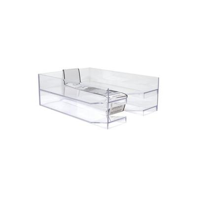 Heritage Clear File Organizer