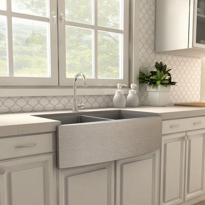 ZLINE Renoir Kitchen Faucet in Chrome (REN-KF-CH) - ZLINE Kitchen and Bath REN-KF-CH