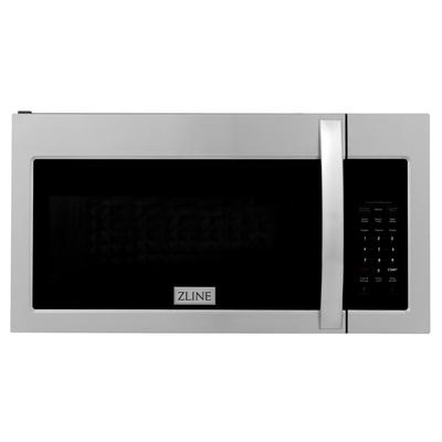 ZLINE Over the Range Microwave Oven in Stainless Steel - ZLINE Kitchen and Bath MWO-OTR-30