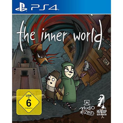 PS4 The Inner World