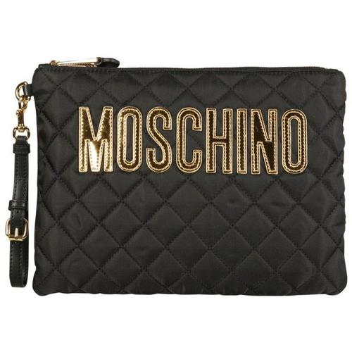 Moschino Andere materialien pouch
