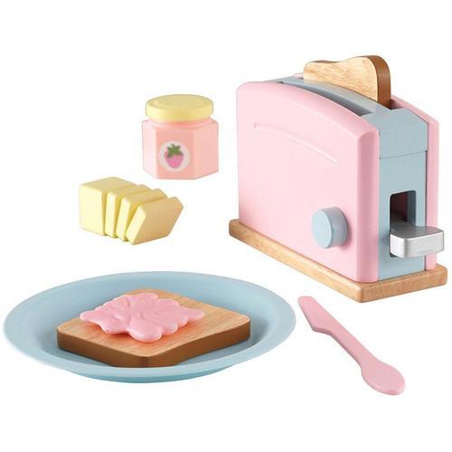 Spielset Toaster – Pastellfarben
