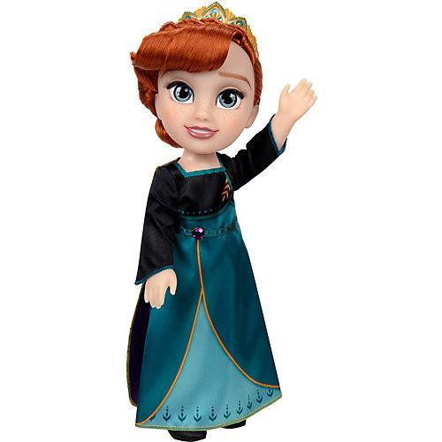 Die Eiskönigin 2 - Königin Anna Puppe 35 cm mit Krone