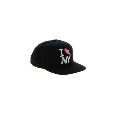 Yupoong Baseball Cap: Black Soli...