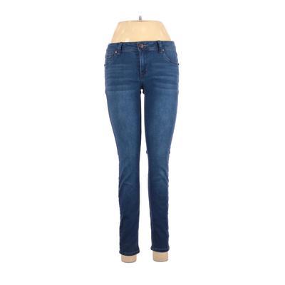 1822 Denim Jeans - Low Rise: Blu...