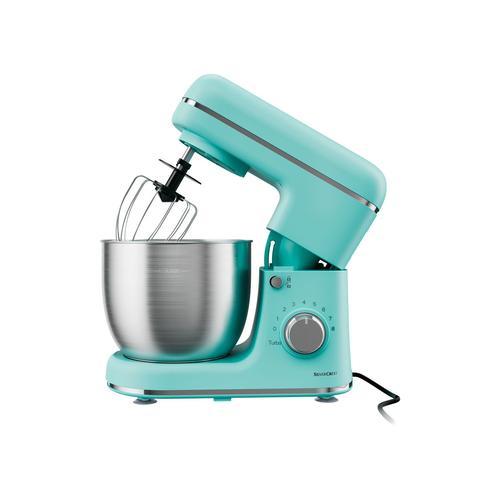 SILVERCREST® Küchenmaschine blau SKM 600 B2