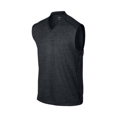 Nike Golf Dri-Fit Performance Vest-Black-Small